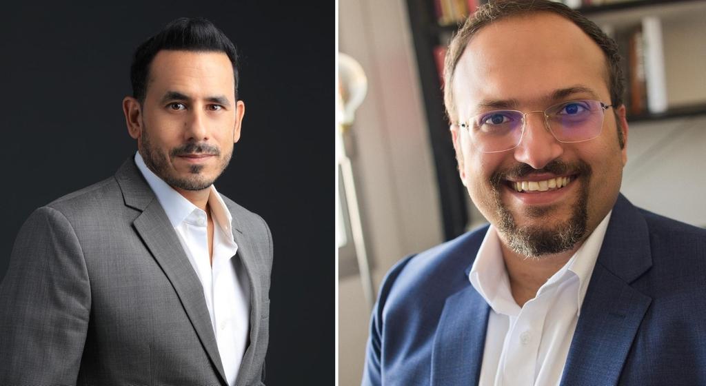 Sharif El-Badawi and Hasan Haider,