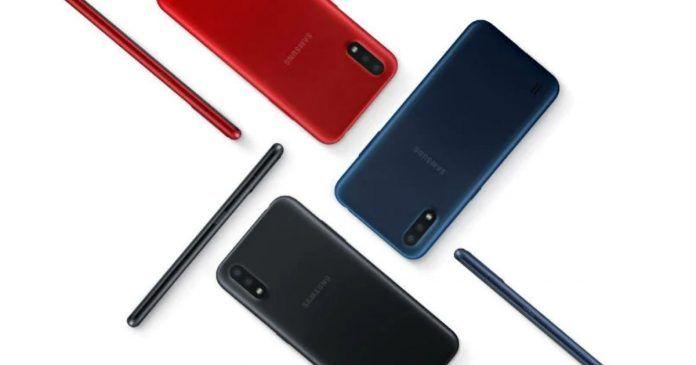 Samsung Galaxy M02 featured