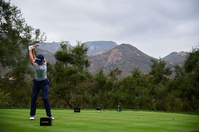 © Reuters. PGA: Zozo Championship - Second Round