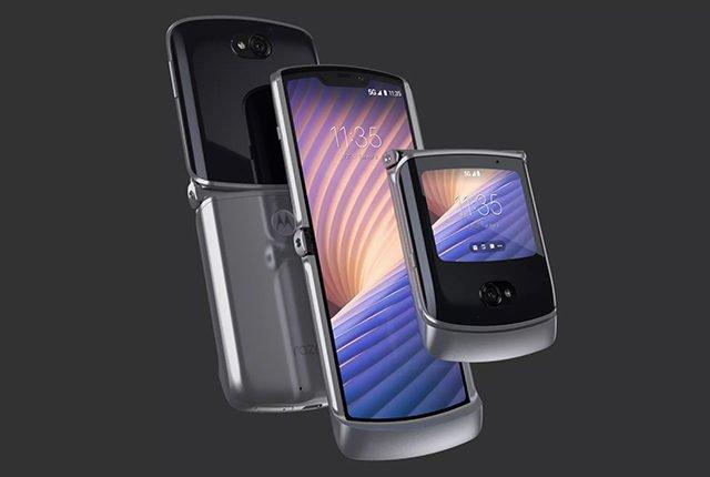 Motorola Razr 5G headline