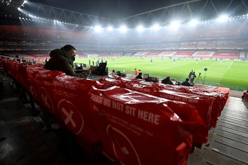 © Reuters. FILE PHOTO: Europa League - Group B - Arsenal v Molde