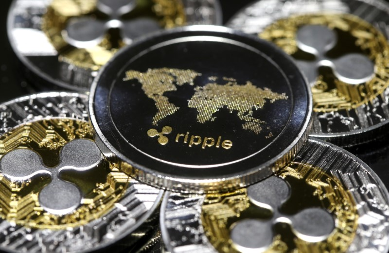 © Reuters.  XRP Climbs 10.34% In Rally