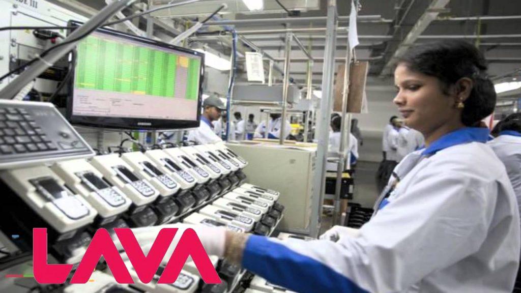 Lava Manufacturing Smartphones