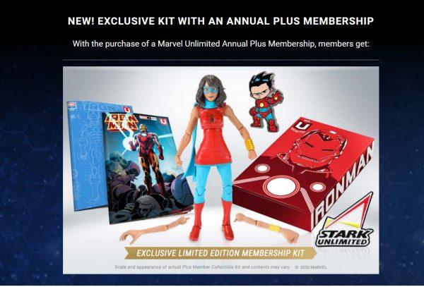 Marvel Unlimited Plus