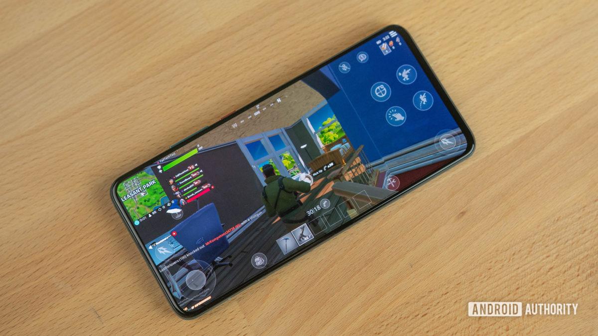 Poco F2 Pro Fortnite controversial apps