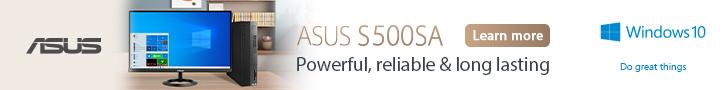 ASUS Desktop S500SA