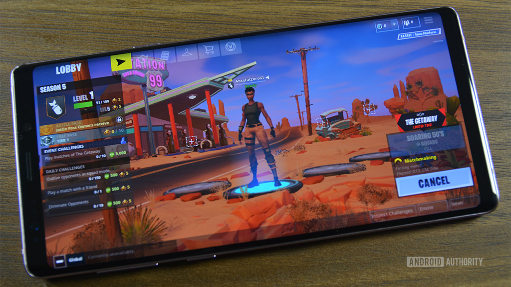 Fortnite - controversial apps