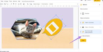 Google slides animation tips tricks 6