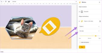 Google slides animation tips tricks 5