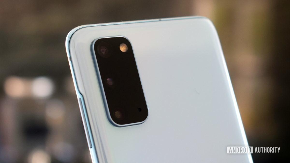Samsung Galaxy S20 Rear Camera 2