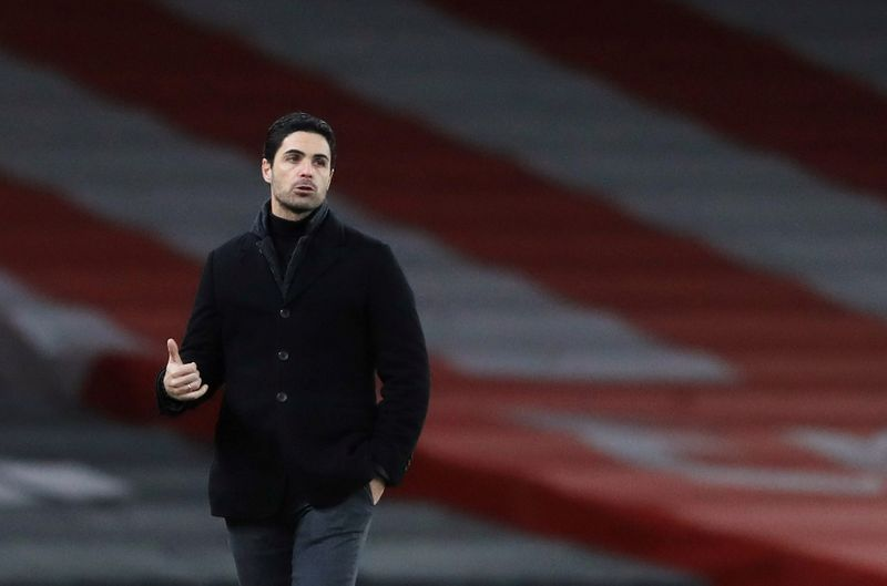 © Reuters. FILE PHOTO: Premier League - Arsenal v Newcastle United