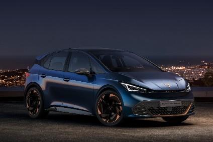 el-Born concept becomes a Cupra production model soon