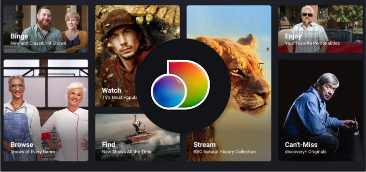 Discovery's new streaming service launches today and here's where you'll find it