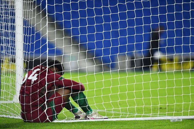 © Reuters. Premier League - Brighton & Hove Albion v Wolverhampton Wanderers