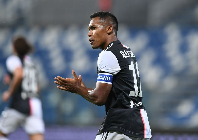 © Reuters. Serie A - U.S. Sassuolo v Juventus