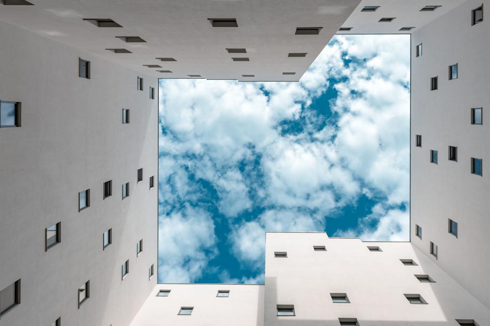 living under Berlin sky