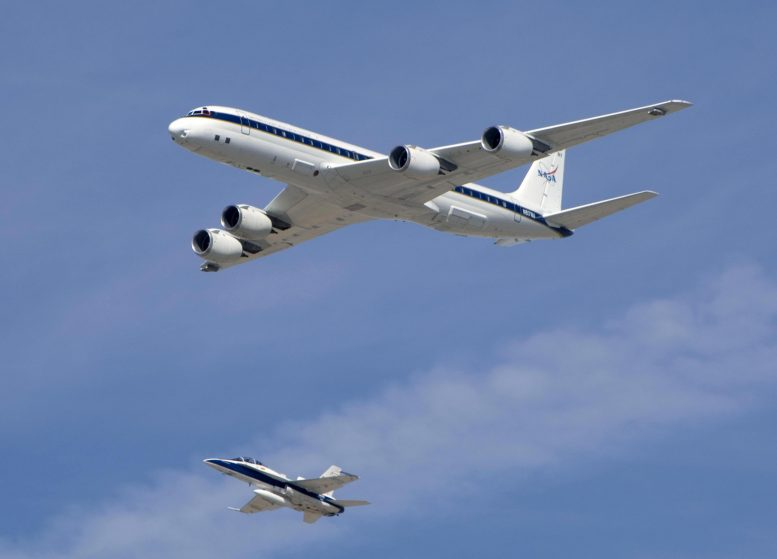 DC-8 Airborne Science Program