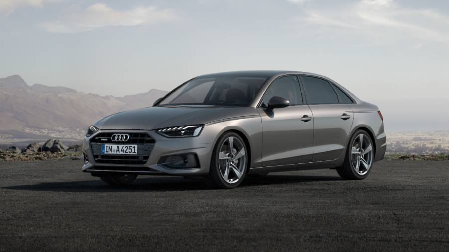 2021 Audi A4 facelift to launch on January 5 - Overdrive