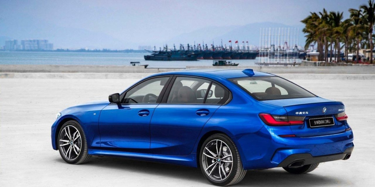BMW 3 Series Gran Limousine India Launch On January 21, 2021