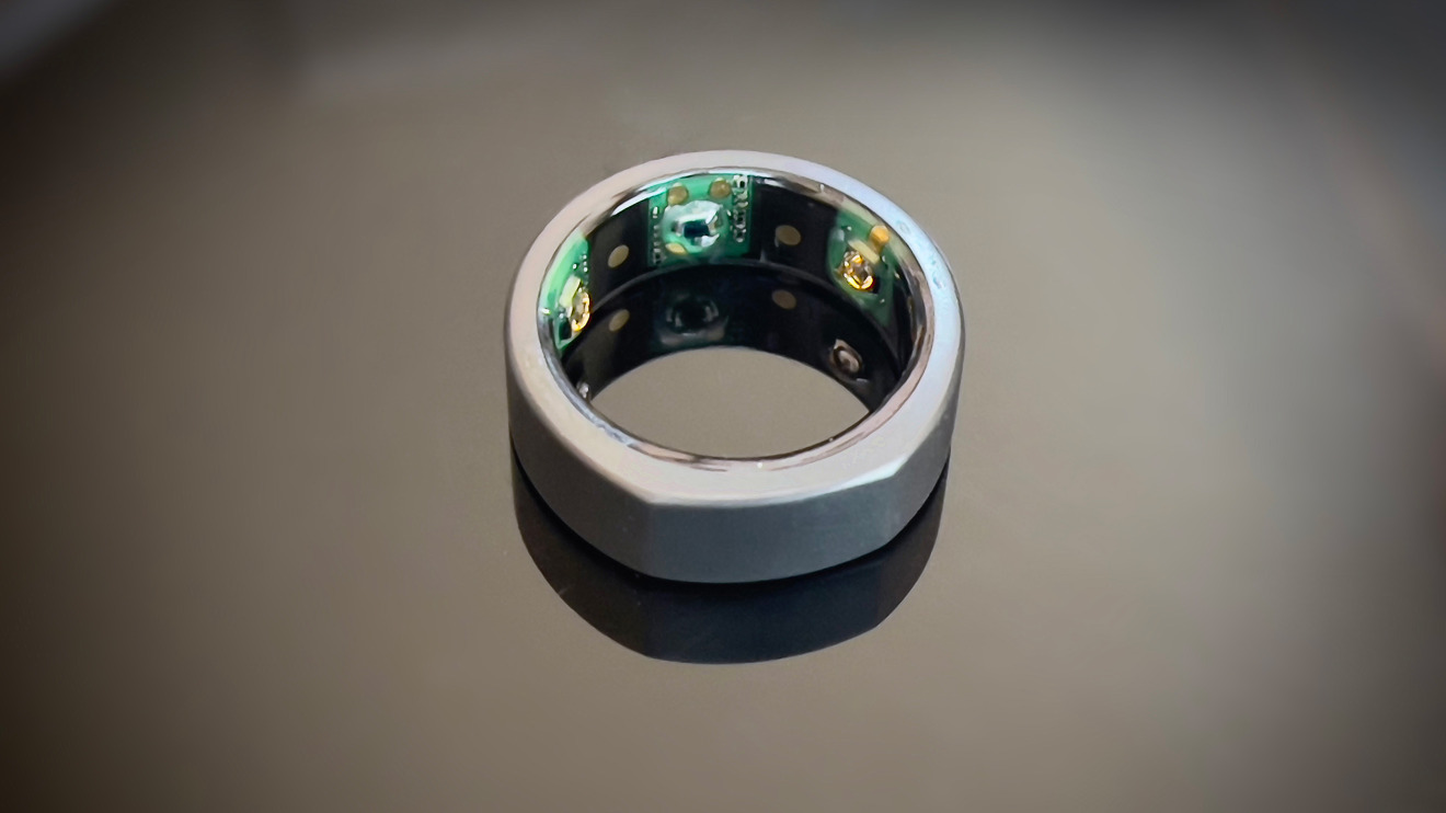 The Oura Ring has three categories of sensors