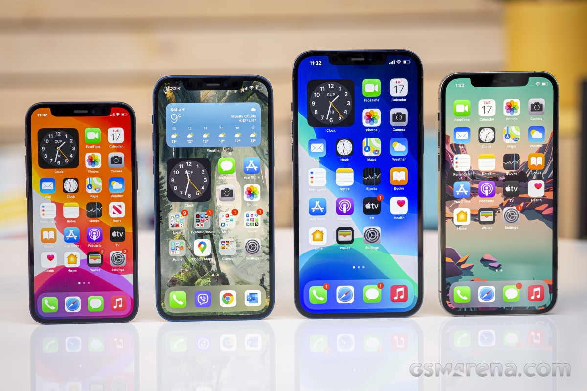 Report: iPhone 12 models selling better than 11 series in the US