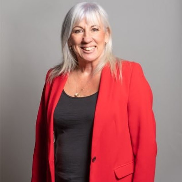 The support — part of the British government's wider 'Research & Development Roadmap' — was announced yesterday by Science Minister Amanda Solloway, pictured