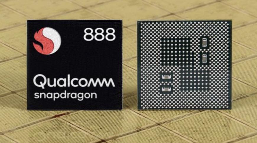 The Qualcomm Snapdragon 888 SoC
