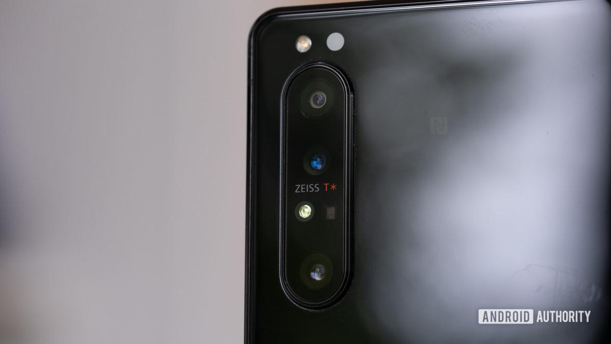 Sony Xperia 1 II camera macro 3