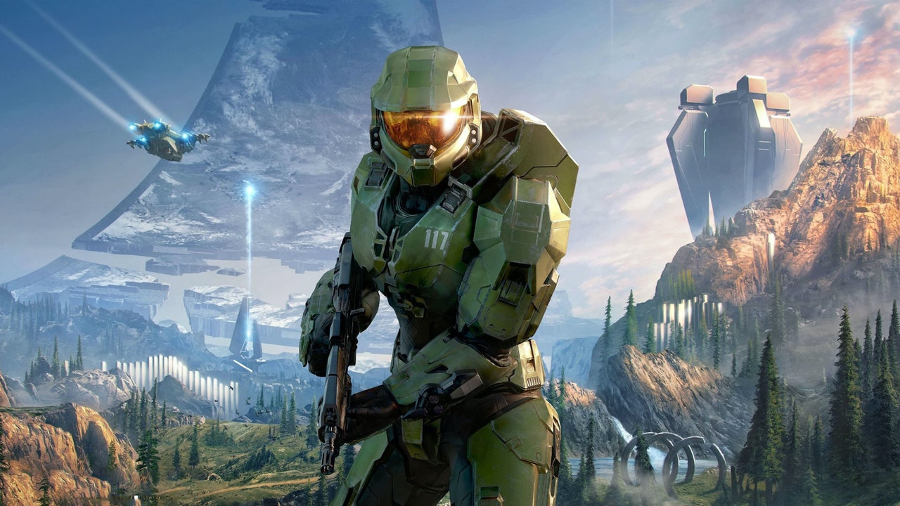 Halo: Infinite continues to be Microsoft's only big first-party exclusive confirmed for 2021. (Image: Microsoft)