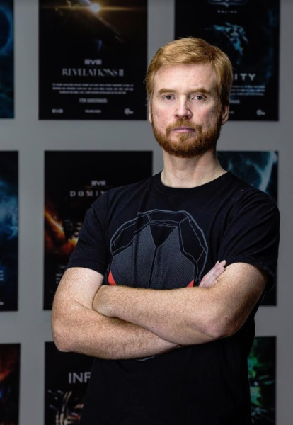 Hilmar Veigar Petursson has been CEO of CCP Games since 2004.