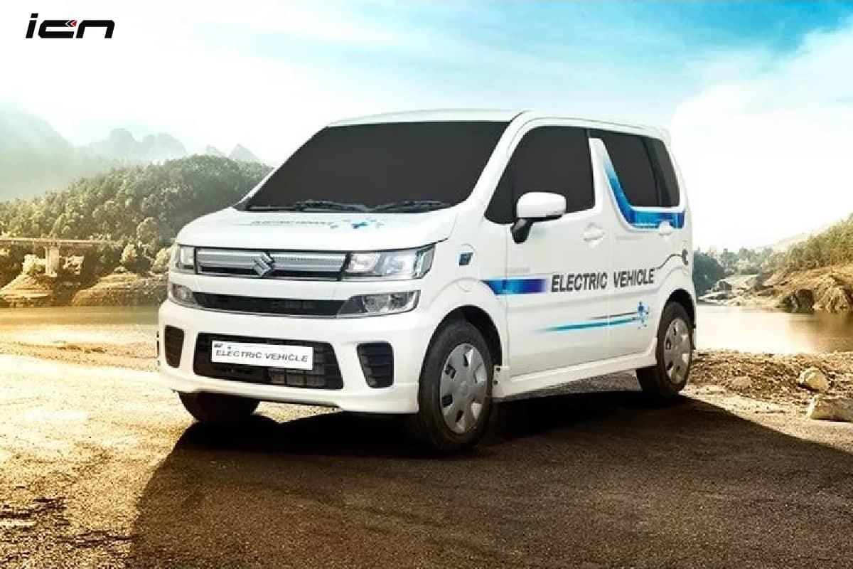 Maruti WagonR Electric Car