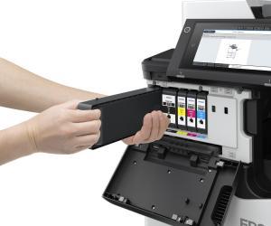 Epson WorkForce Enterprise Colour Multifunction Printer - 100 ppm with large ink tanks