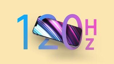 iphone 12 120hz thumbnail feature