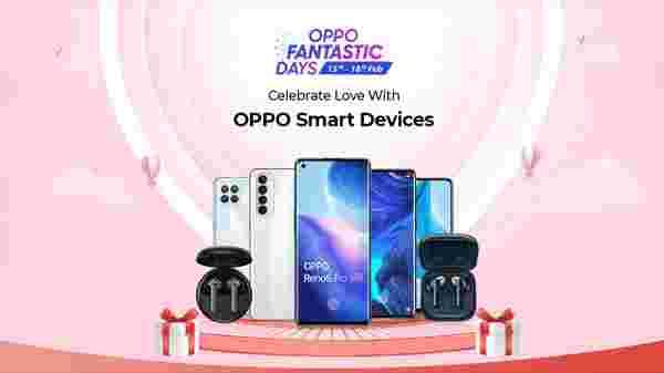 Amazon Oppo Fantastic Day Sale 2021