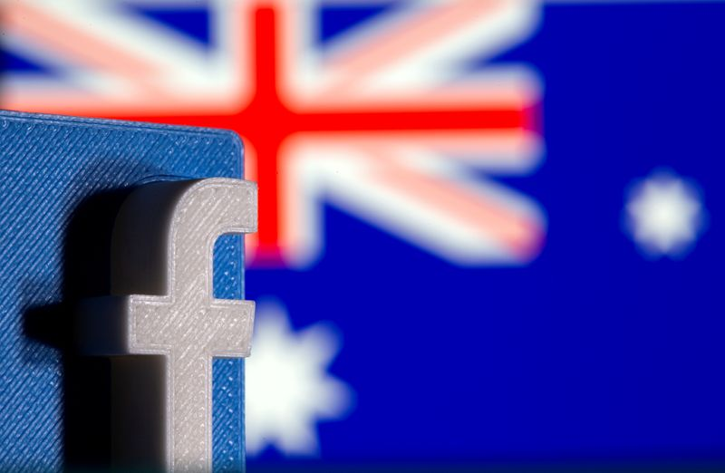 Australia won't advertise COVID-19 vaccine on Facebook but vows publicity