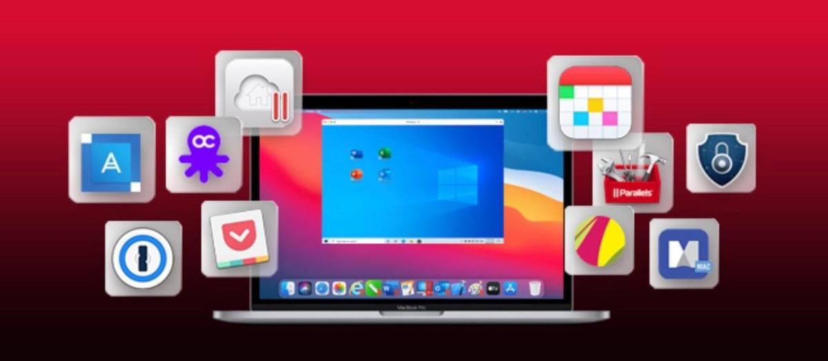 Parallels Desktop 16 for Mac bundle