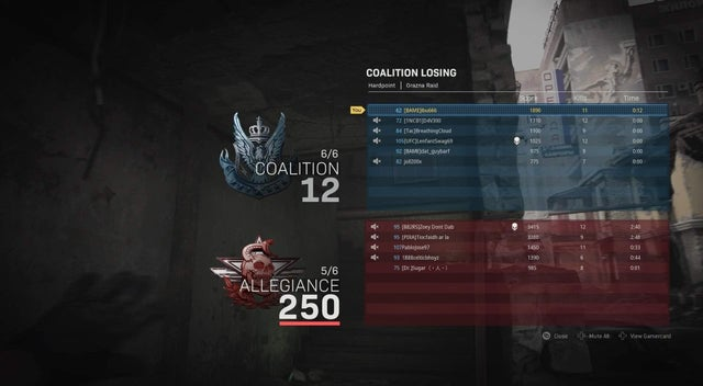 One of the many times my team lost... but it's just a game, so what the hey *shrug emoji*