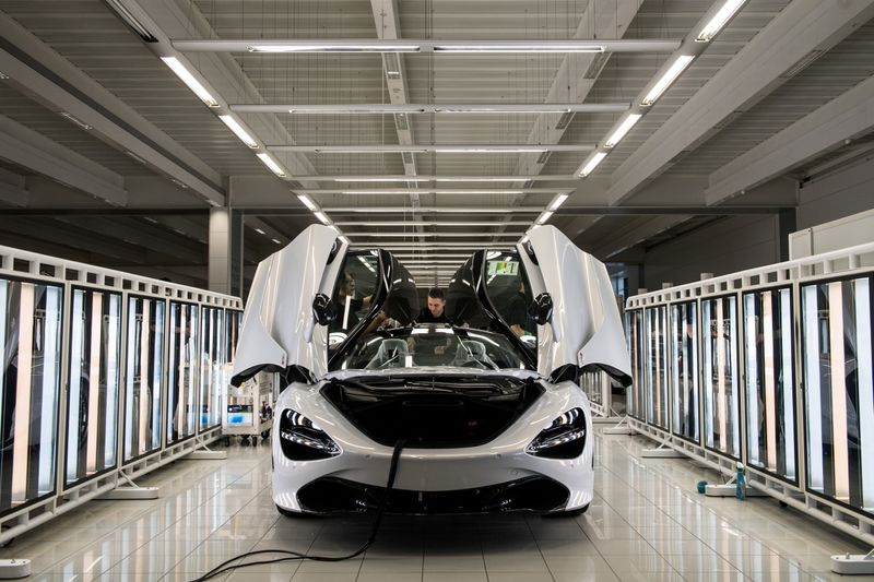 How McLaren aims to rebuild supercars to roar into electric era