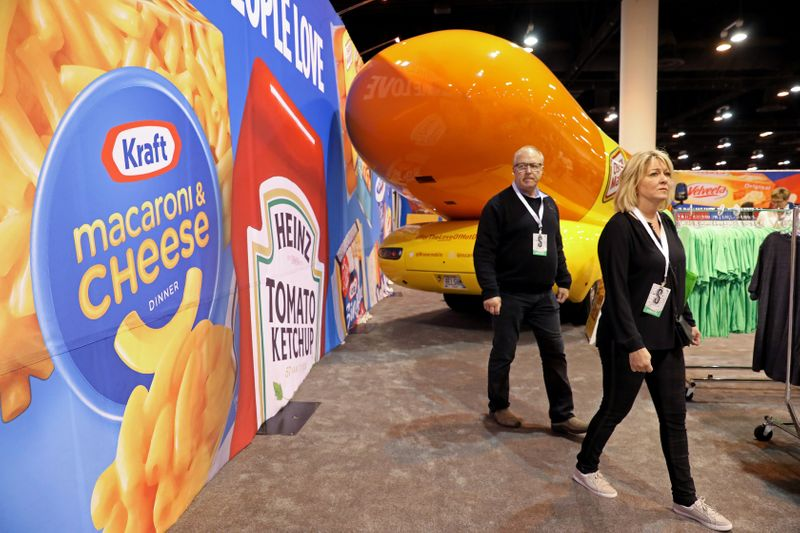Exclusive: Kraft Heinz, Conagra may raise some product prices as grains, edible oil costs surge