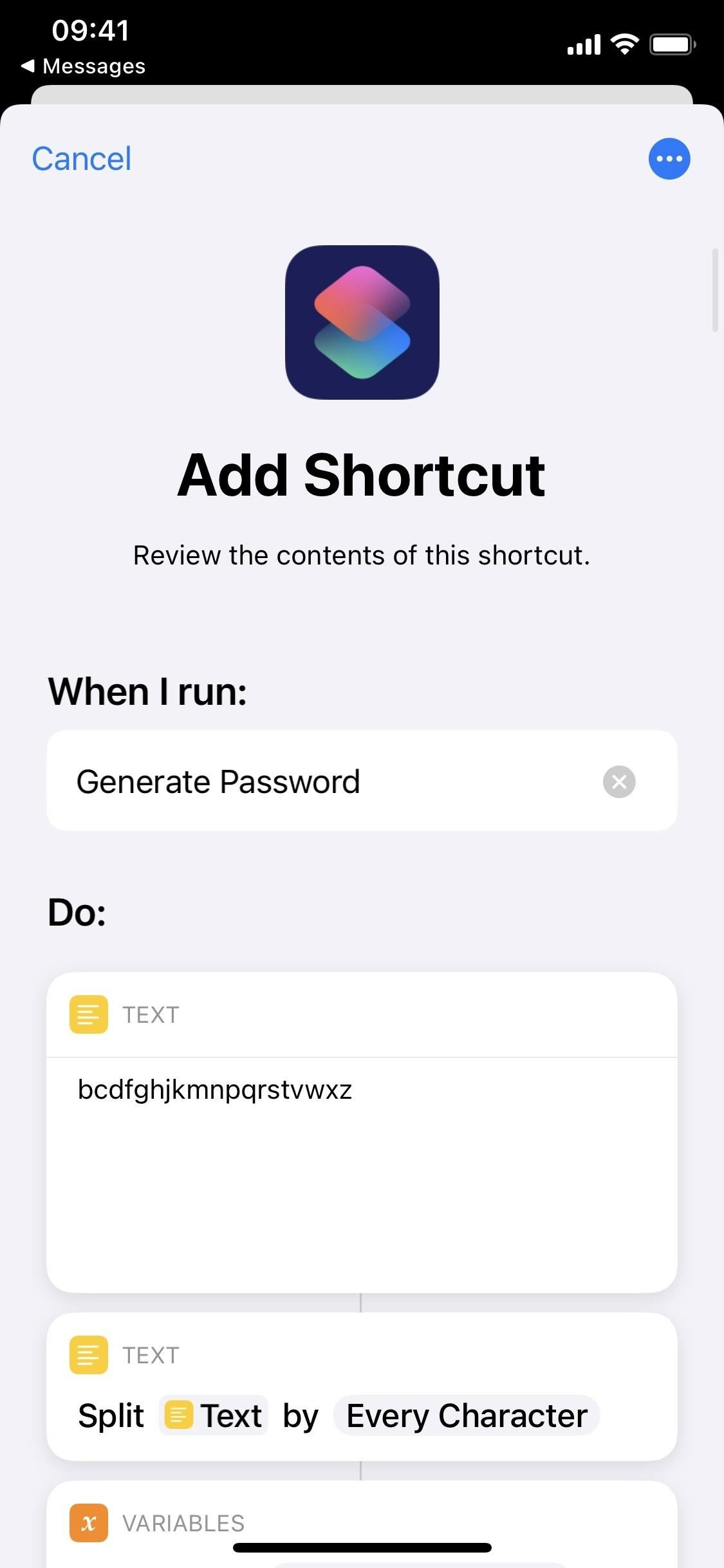 Quickly Generate a Strong Password on Your iPhone When iCloud Keychain Won't Work