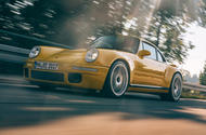 1 RUF CTR 2020 first drive review hero front