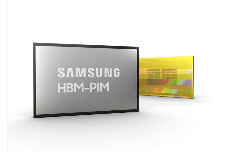 Samsung announces high bandwidth memory, processing-in-memory architecture