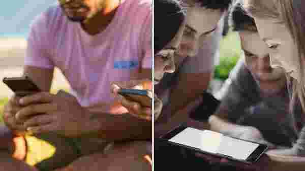 feature phones vs smartphones