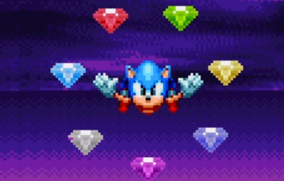 Get energized like Super Sonic!