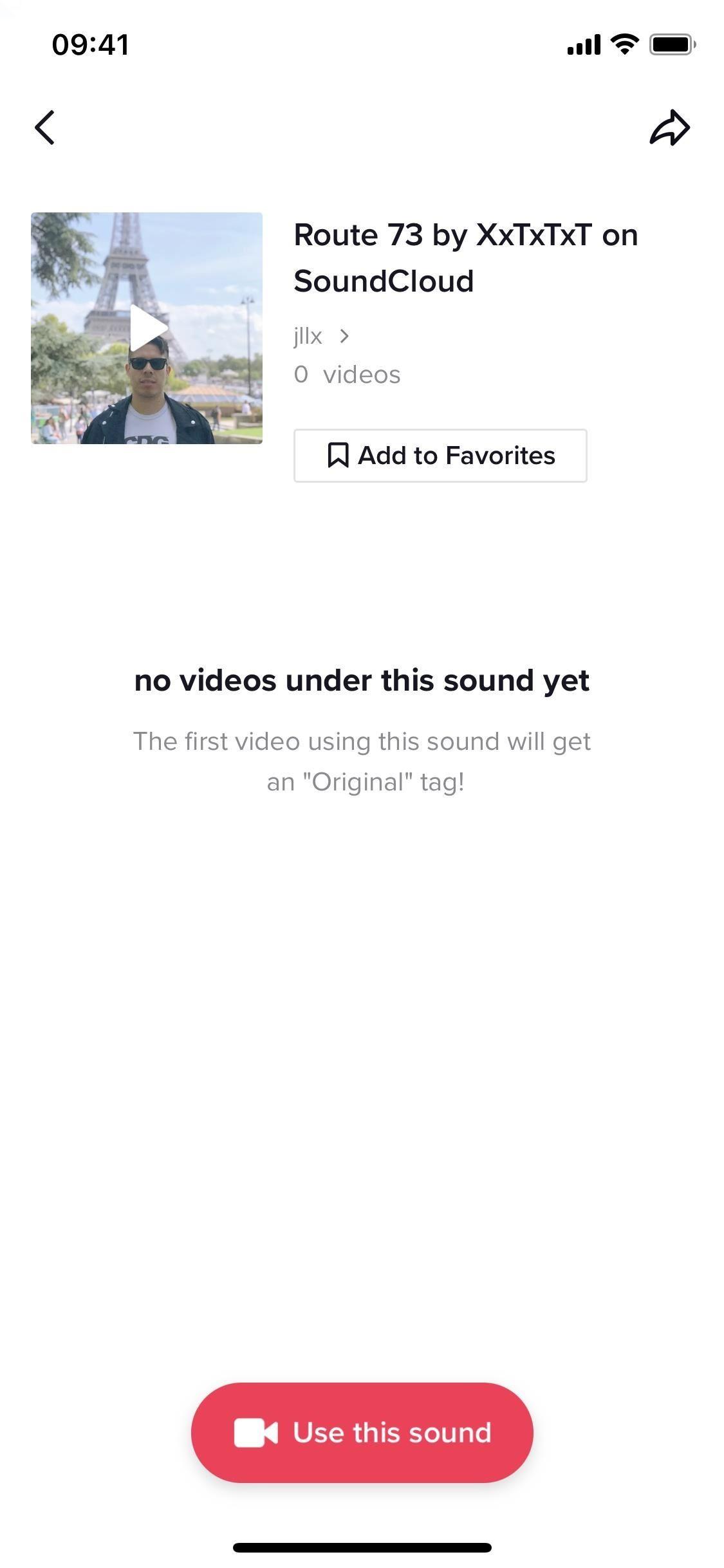 Rename Your Original Sound to Make Your TikTok Video More Shareable