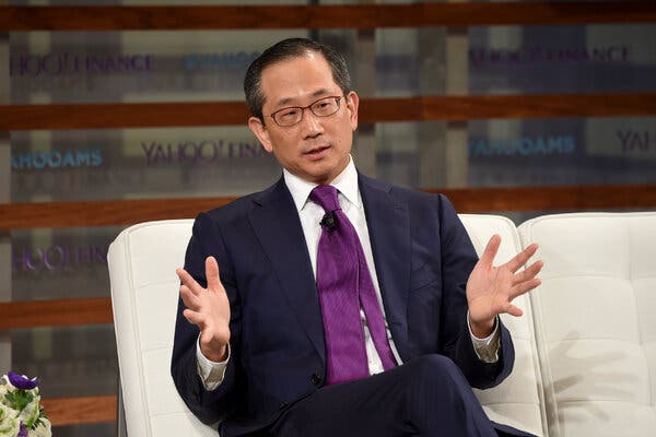 """The Carlyle Group's diversity effort is part of an """"integrated approach to building better businesses,"""" said Carlyle's chief executive, Kewsong Lee."""