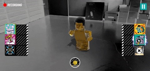 How to Film Your Own AR Music Videos with Vidiyo, Lego's TikTok Competitor