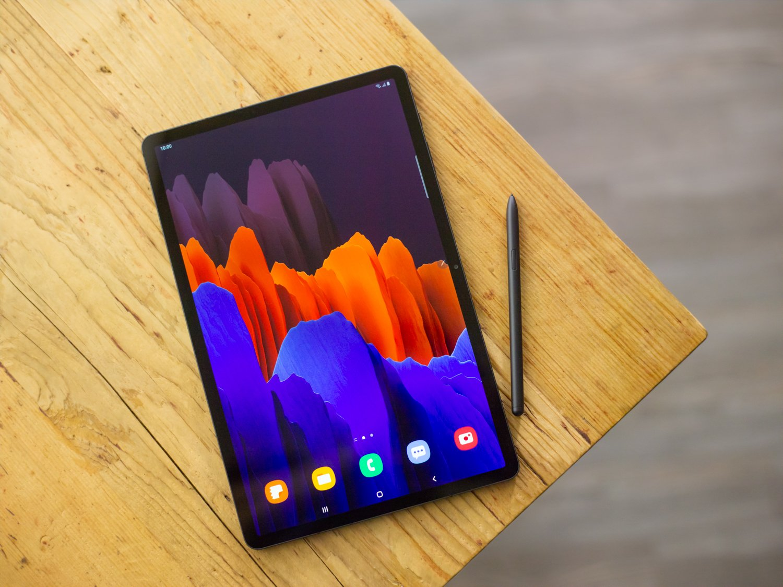 Samsung Galaxy Tab S7 Plus Featured A