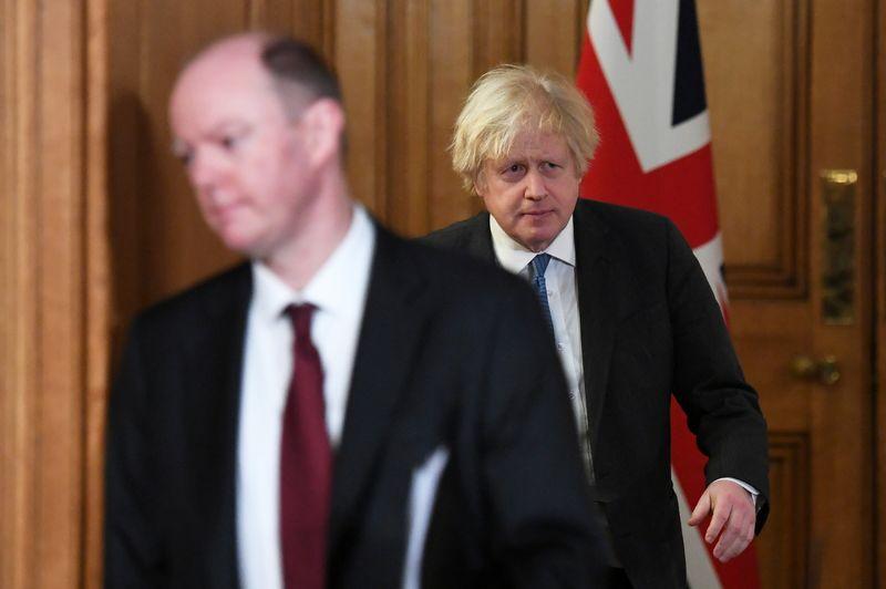 Johnson says: world needs a global treaty on pandemics