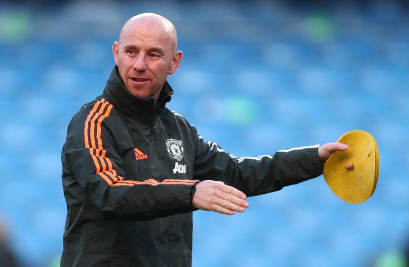 Butt leaves role as Man Utd's head of first team development